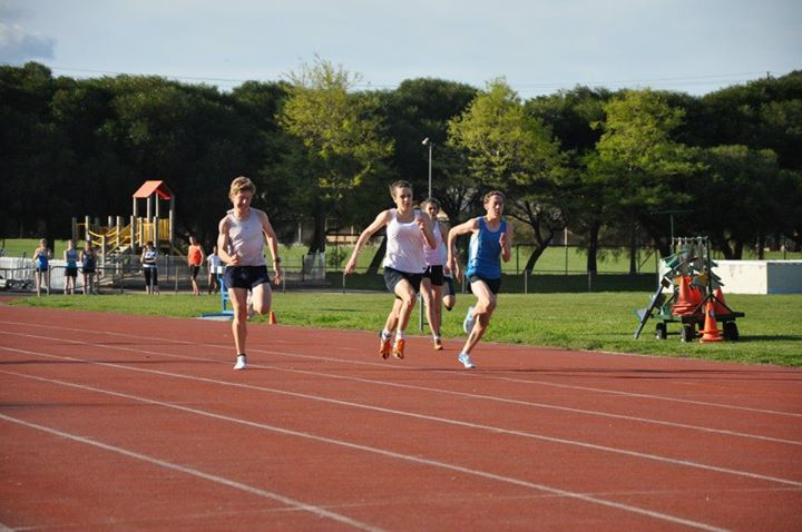 AITT 2011 OCT - 150m Heat 2