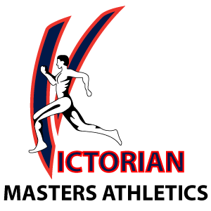 Victorian Masters Athletics logo