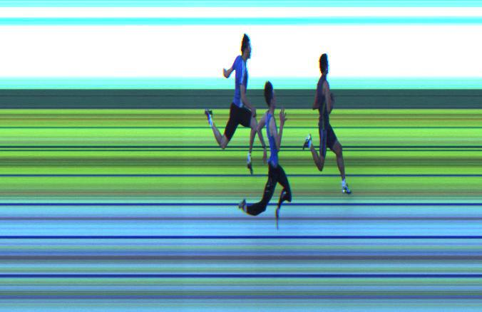 AITT 2011 October - 60m Heat 2/2 Photo Finish