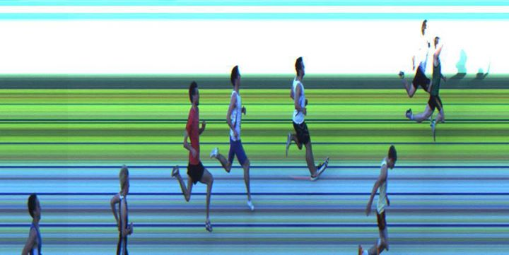 AITT 2011 October - 60m Heat 1/2 Photo Finish