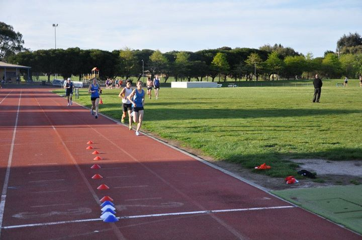 AITT 2011 OCT - 1200m Heat 1