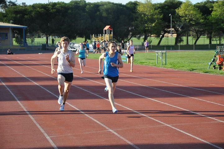 AITT 2011 OCT - 300m Heat 1