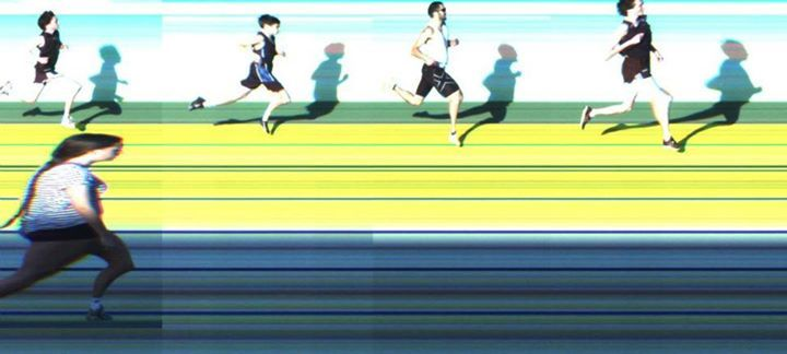 AITT 2011 October - 600m Heat 1/1 Photo Finish