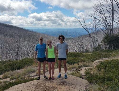 Lake Mountain Run 2015