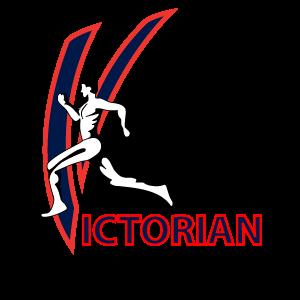 Victorian Masters Athletics logo