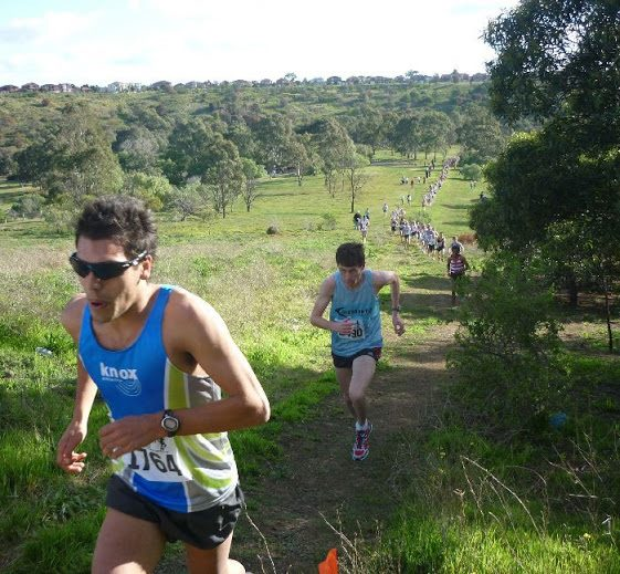 VMA 2016 10 Mile Cross Country Championships