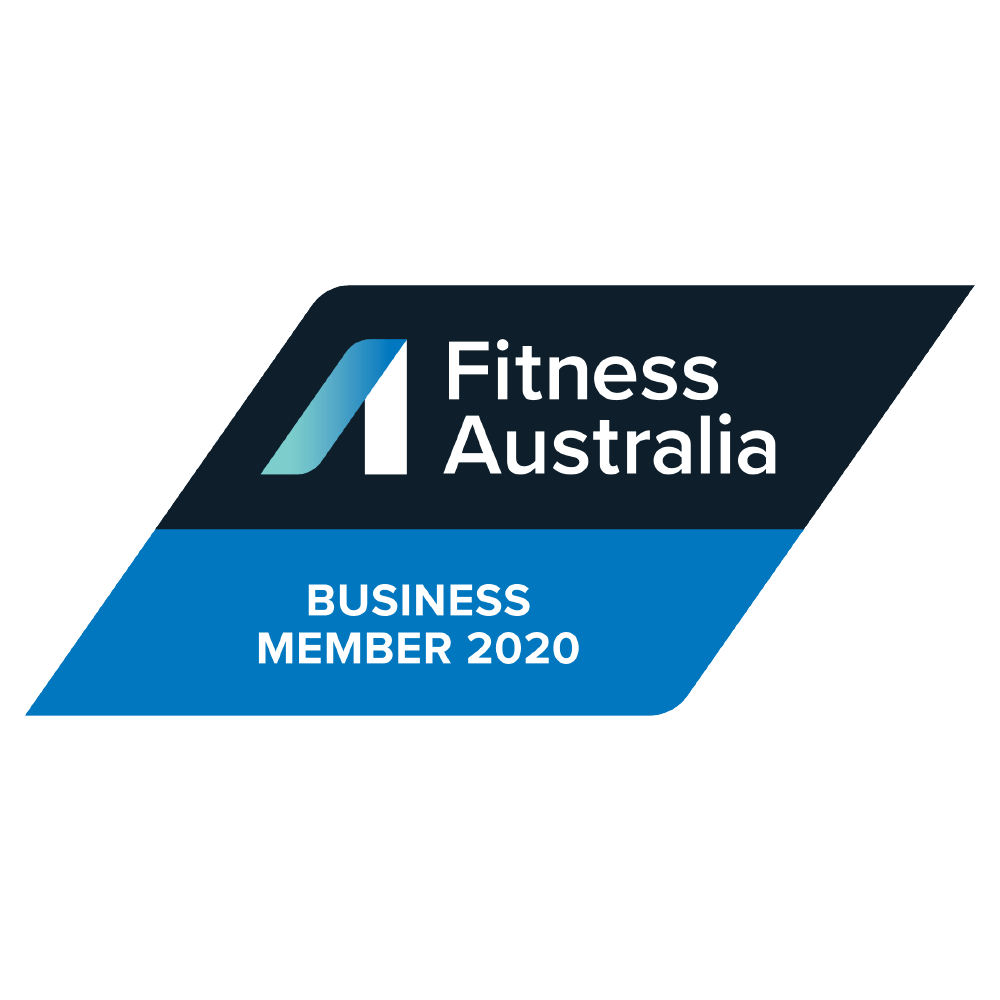 Fitness Australia Business Member logo