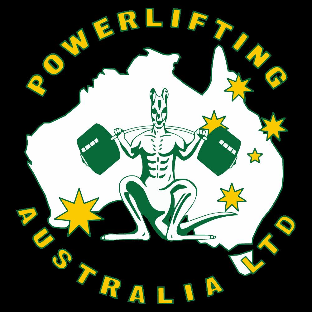 Powerlifting Australia logo