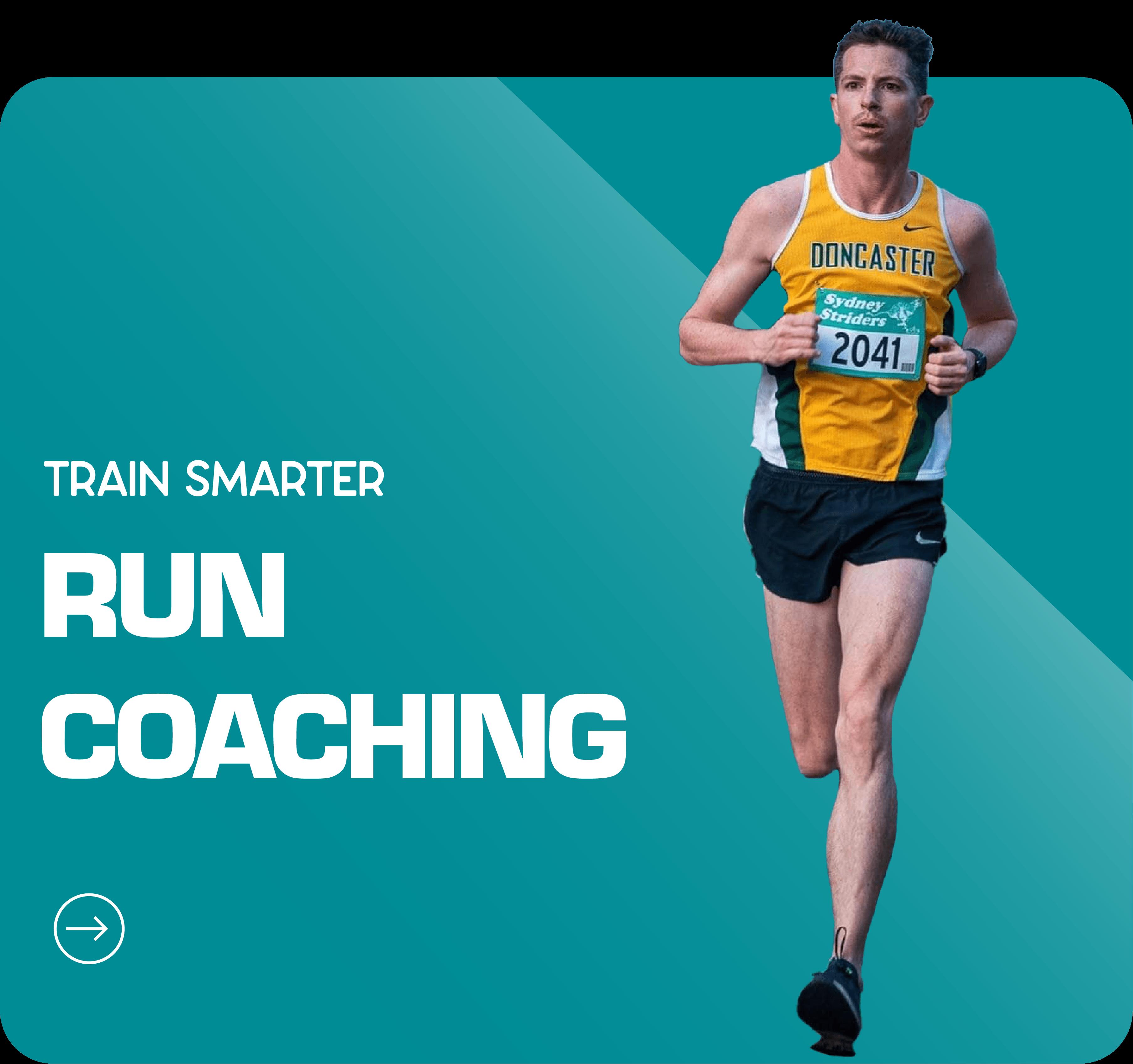 Running Coach Melbourne Australia