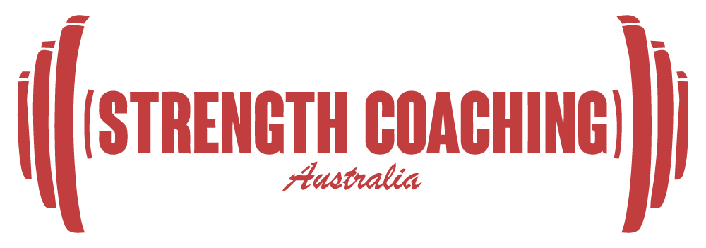 Strength Coaching Australia logo